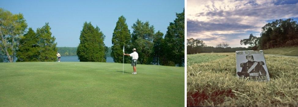 Joe Wheeler State Park Golf Course