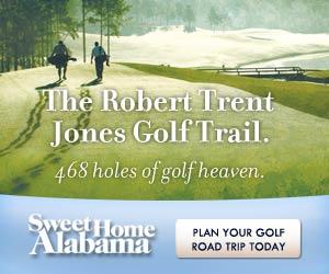 Robert Trent Jones RTJ Golf Trail